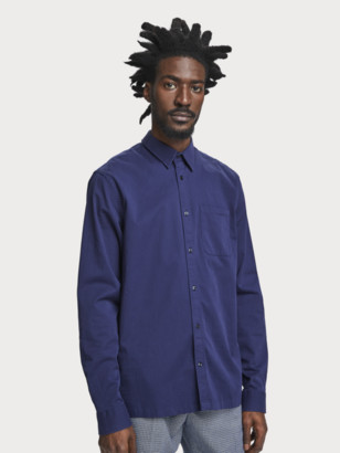 Scotch & Soda Cotton Twill Shirt Regular fit | Men