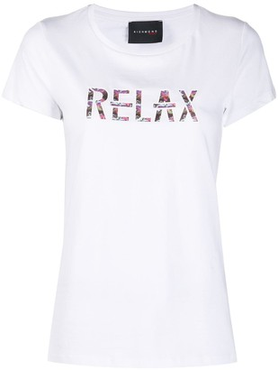 John Richmond Relax print T-shirt