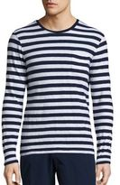 Polo Ralph Lauren Striped Cotton Jersey Tee