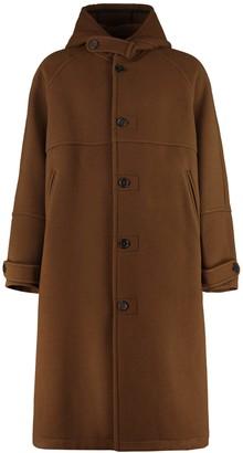 Our Legacy Duffel Wool Coat