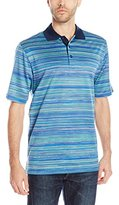 Bugatchi Men's Amadeo Golf Polo Shirt