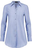 Theory Robertson cotton shirt
