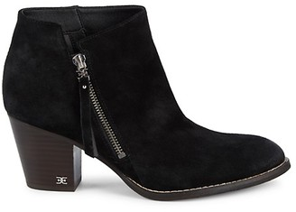 Sam Edelman Macon Suede Booties