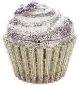 Judith Leiber Embellished Cupcake Minaudière
