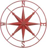 Home Decorators Collection 41 in. Dia. Compass Rose Metal Wall Plaque