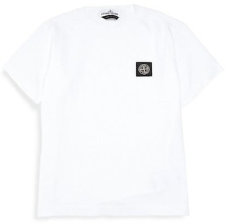 Stone Island Little Boy's & Boy's Cotton Tee