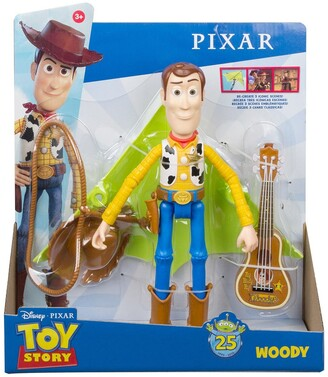 Mattel Disney Pixar Toy Story 25th Anniversary Woody
