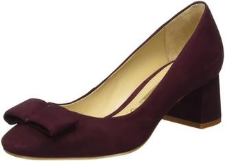 Buffalo London ZS 5784-15 NOBUCK Womens Closed Toe Heels