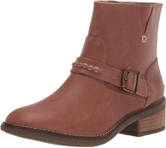 Sperry Seaport Storm Buckle Bootsie Leather