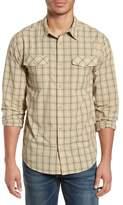 Patagonia M's High Moss Plaid Sport Shirt