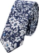 yd. Large Floral Tie