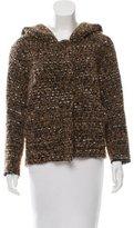 Etoile Isabel Marant Knit Hooded Jacket w/ Tags