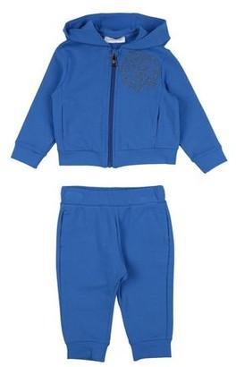 ROBERTO CAVALLI JUNIOR Baby fleece set