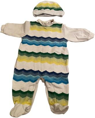 Missoni Multicolour Cotton Outfits
