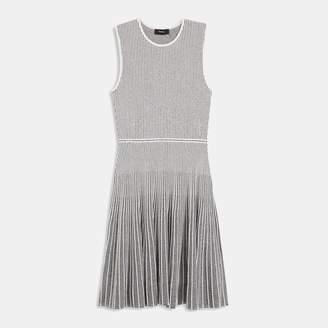 Theory Novelty Marled Dress