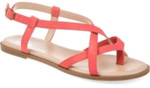 Journee Collection Women's Comfort Syra Sandals Women's Shoes