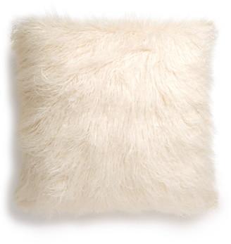 Nordstrom Mongolian Faux Fur Accent Pillow