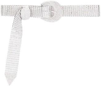 B-Low the Belt Brittany crystal embellished belt
