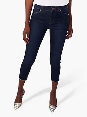 Oasis Cropped Jade Jeans, Indigo