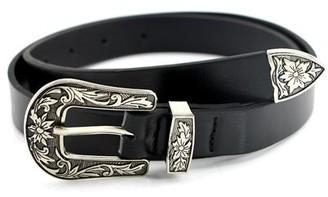 Ezgo Ladies Vintage Western Design Waist Belt for Pants Jeans Dresses