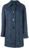 Twin-Set single breasted coat