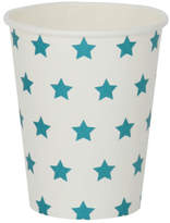 My Little Day Blue Star Paper Cups - Pack of 8