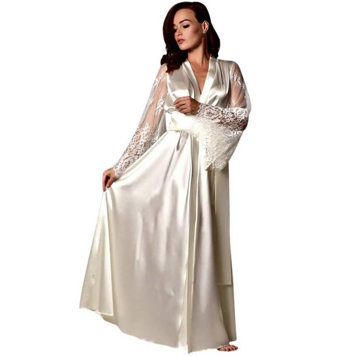 9e245ffd2d4 Kimono Robe Long - ShopStyle Canada