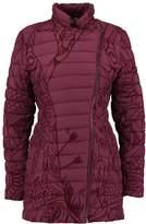 Desigual OSAMIM Winter coat ciruela