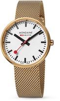 Mondaine Mini Giant Watch, 35mm