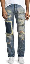 PRPS Costus Destroyed Slim-Fit Jeans