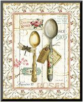 "Art.com Rose Garden Utensils II"" Wall Art"