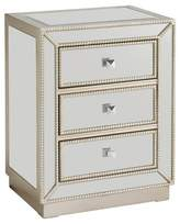 Christopher Knight Home Elsinore Silver Chest - Silver