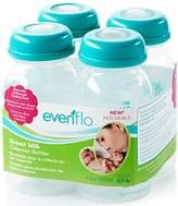 Evenflo 4-Pack Breast Milk Collection Bottles