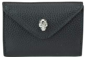 Alexander McQueen Mini Skull Coin Wallet