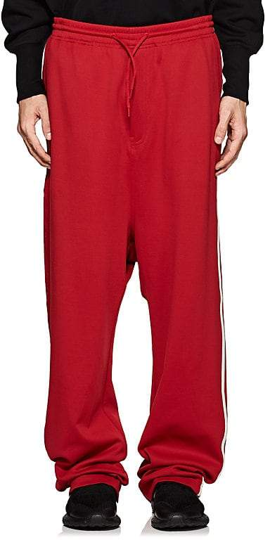 Y-3 Men's Tech-Jersey Track Pants