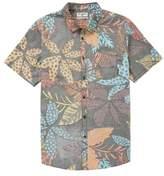 Billabong Floral Woven Shirt