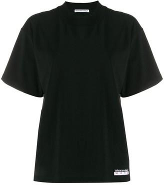 Alexander Wang high neck T-shirt