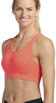 Jockey Womens Optic Geo Sports Bra