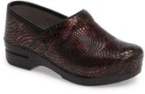 Dansko Women's 'Pro Xp' Patent Leather Clog