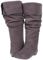 Gabriella Rocha Martie Double Wide Calf (Grey/Brown/White) - Footwear