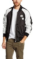 G Star Men's Attacc Pin Badge Bomber Jacket