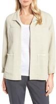 Nordstrom Women's Linen Blend Jacket