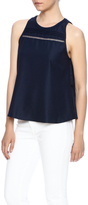 Freeway Relaxed Sleeveless Top