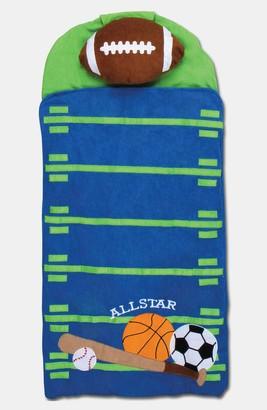 Stephen Joseph Portable Nap Mat, Pillow & Blanket
