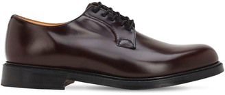 Church's SHANNON LEATHER LACE-UP SHOES
