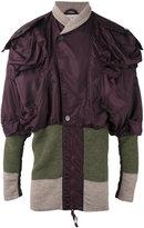Vivienne Westwood Clint Eastwood bomber jacket - unisex - Polyamide/Polyester - One Size