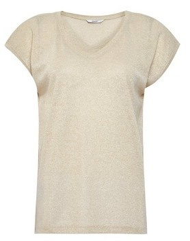 Dorothy Perkins Womens Only Gold T