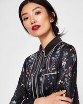Ted Baker Unity Floral print blouse