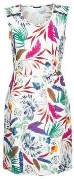 One Step RAFIK women's Dress in Multicolour
