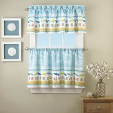 Tropez St. Window Curtain Tier Pairs